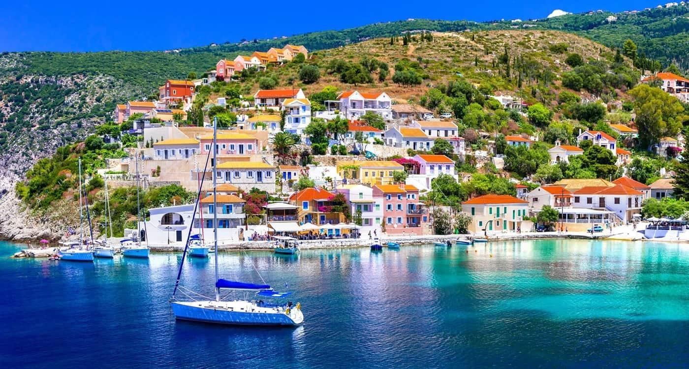 Cefalonia Grecia Isole Ioniche