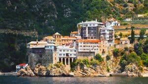 Monte Athos Cover 1400W