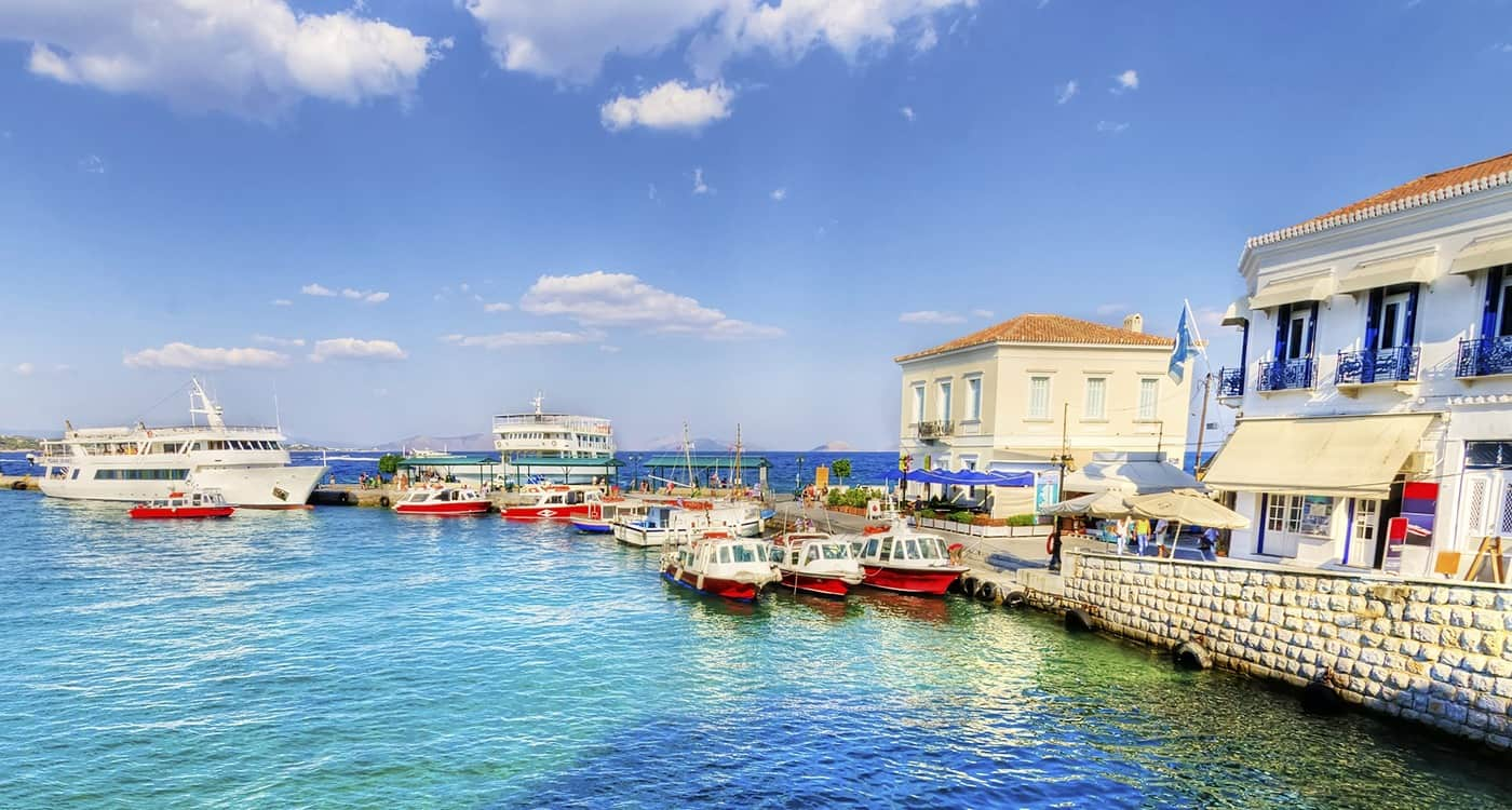 Spetses Cover 1400W