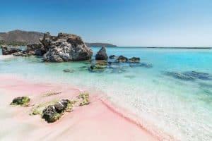 Creat spiaggia Elafonisi