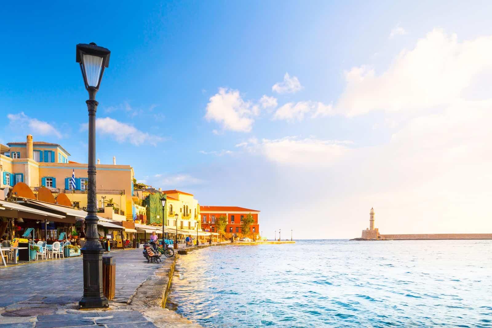 Creta chania porto 2