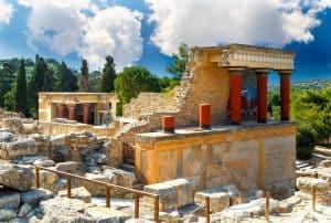 Creta palazzp Knosso