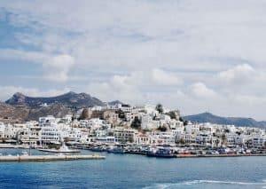 Naxos porto 1