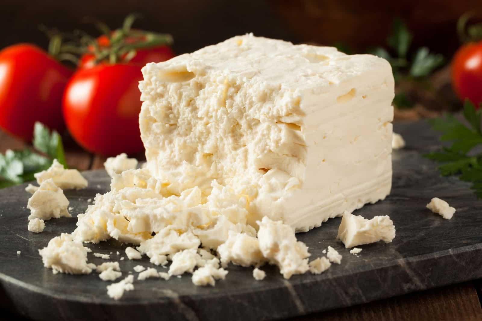 feta formaggio greco