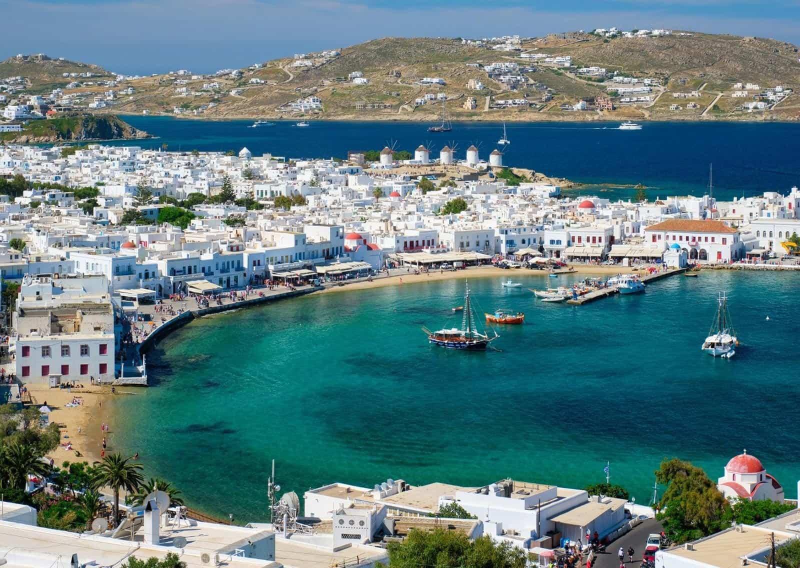 porto mykonos